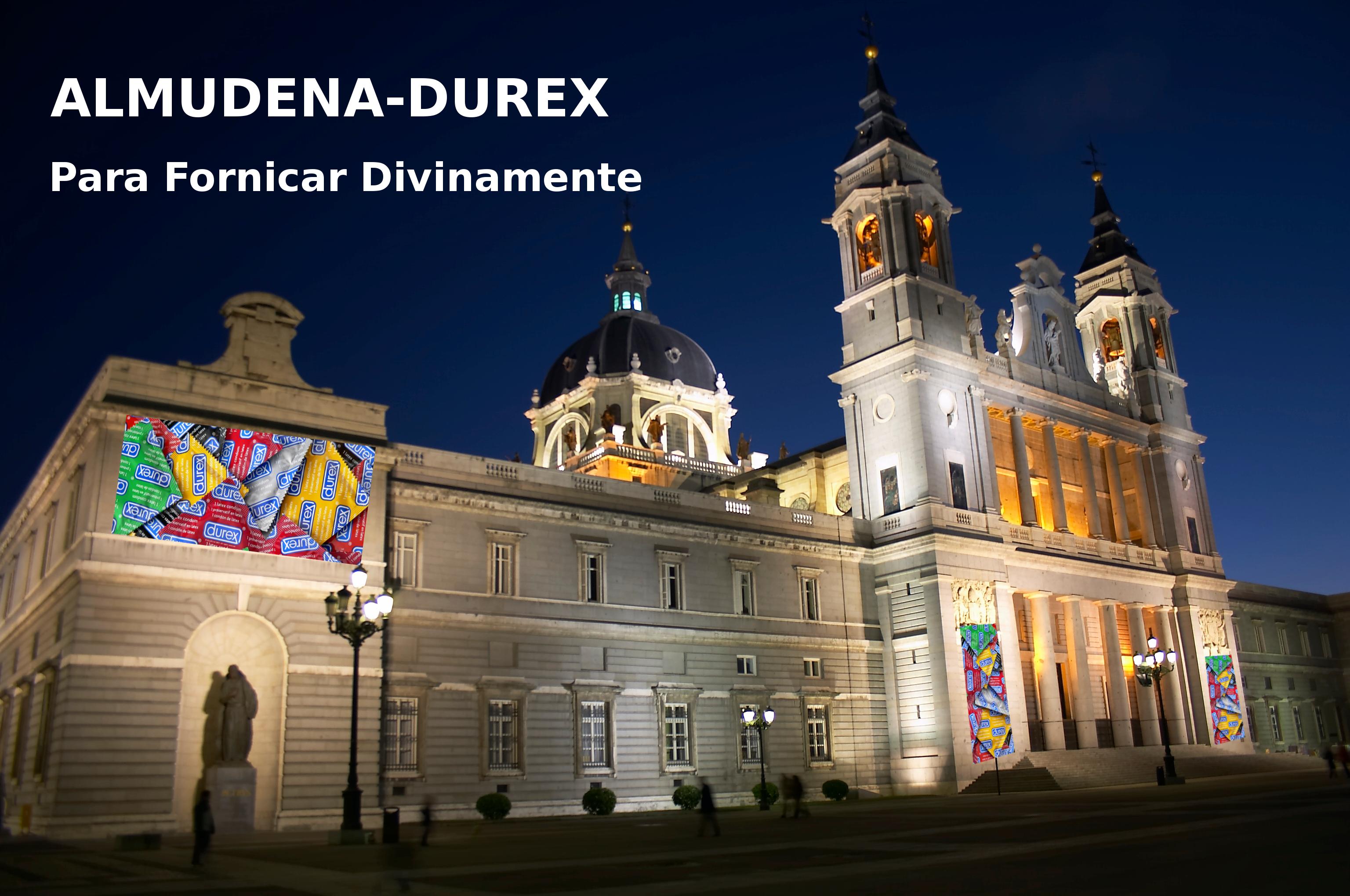 LaAlmudena-Durex