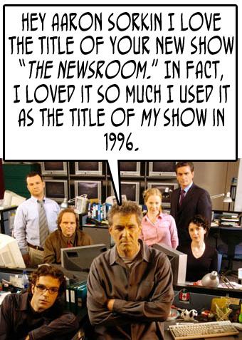 Candadian THE NEWSROOM